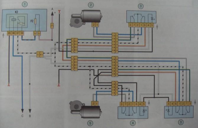 ...схема показывающая один из вариантов подключения дублирующей кнопки замена карбюратора на инжектор на ваз 2108 ваз...