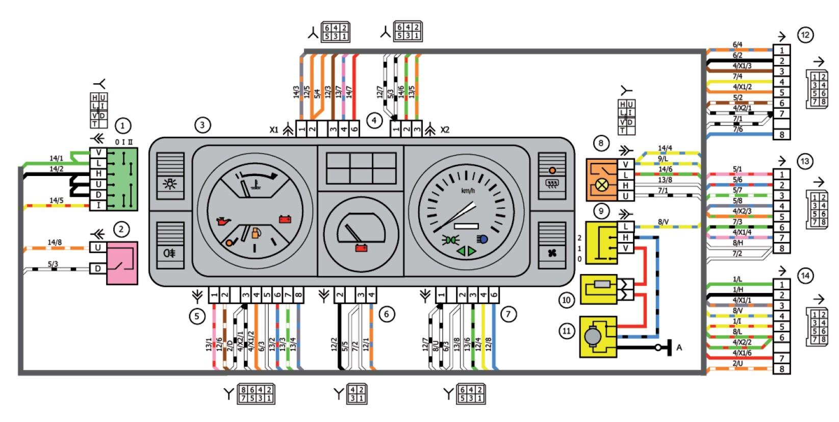 Схема зарядки аккумулятора ваз 21099