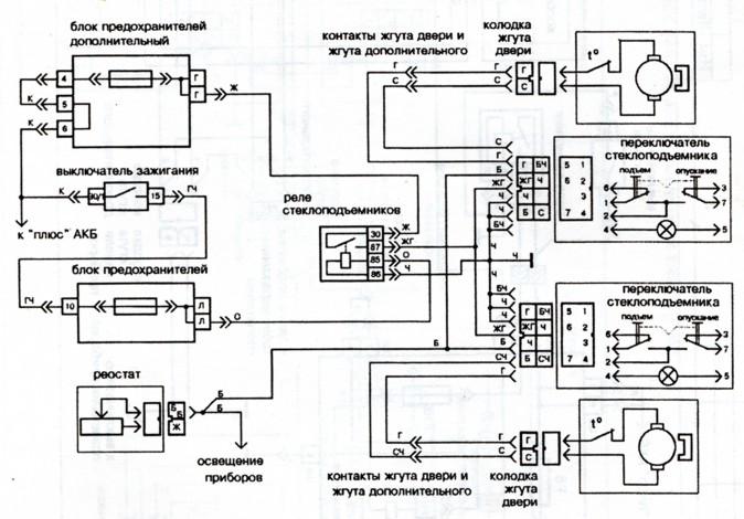 Схема телевизора томсон 29dx210s.  Ваз 21074 инжектор схема электропитания.